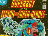 Superboy and the Legion of Super-Heroes Vol 1 254