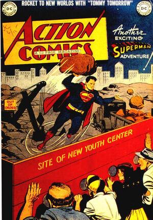 Action Comics Vol 1 135