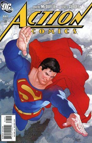 Action Comics Vol 1 847