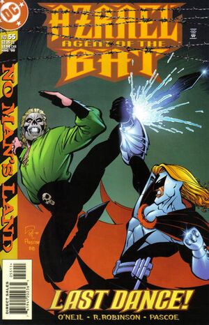 Azrael Agent of the Bat Vol 1 55