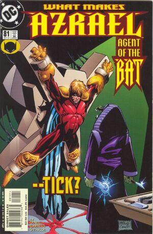 Azrael Agent of the Bat Vol 1 81