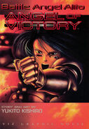 Battle Angel Alita Angel of Victory