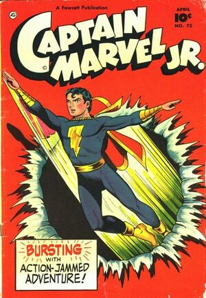 Captain Marvel, Jr. Vol 1 72