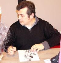 Claudio Villa (disegnatore)