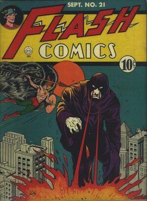 Flash Comics Vol 1 21