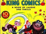 King Comics Vol 1 1