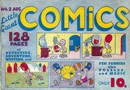 Little Giant Comics Vol 1 2