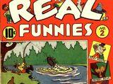 Real Funnies Vol 1 2
