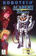 Robotech Academy Blues Vol 1 1