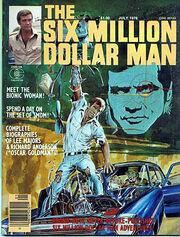 Sixmilliondollarman mag n1
