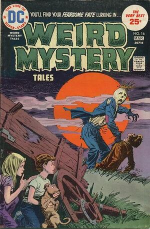 Weird Mystery Tales Vol 1 16