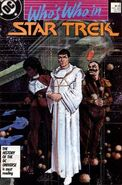 Who's Who in Star Trek Vol 1 2