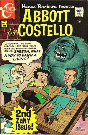 Abbott & Costello Vol 1 2
