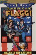 American Flagg Vol 1 3