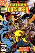 Batman and the Outsiders Vol 1 22