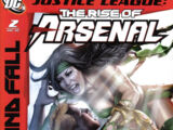 Justice League: The Rise of Arsenal Vol 1 2