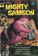 Mighty Samson Vol 1 25 Whitman
