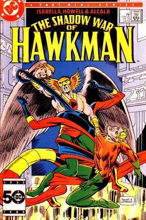 Shadow War of Hawkman Vol 1 3