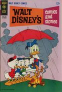 Walt Disney's Comics and Stories Vol 1 324