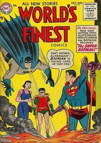 World's Finest Comics Vol 1 77