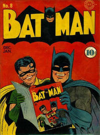 Batman Vol 1 8