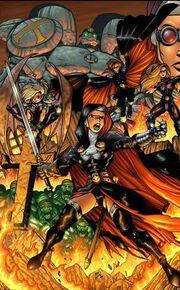 Copy of warrior nun cover
