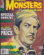 Famous Monsters of Filmland Vol 1 203