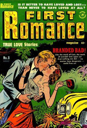 First Romance Magazine Vol 1 8