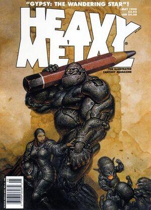 Heavy Metal Vol 19 2