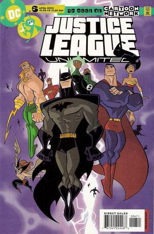 Justice League Unlimited Vol 1 6