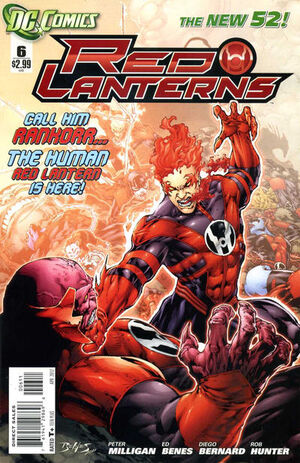 Red Lanterns Vol 1 6