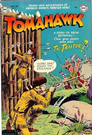 Tomahawk Vol 1 9
