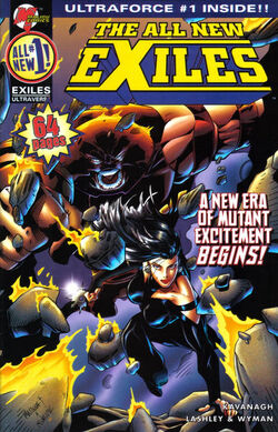 All New Exiles Vol 1 1-C