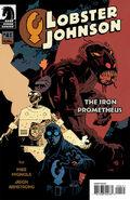 Lobster Johnson The Iron Prometheus Vol 1 4