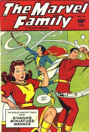 Marvel Family Vol 1 34