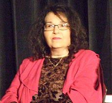 Melinda Gebbie at TAM London 2010.JPG