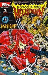 Satan's Six Hellspawn Vol 1 2