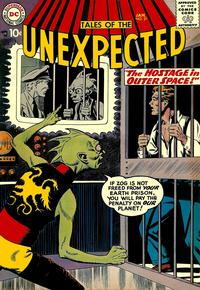 Tales of the Unexpected Vol 1 21