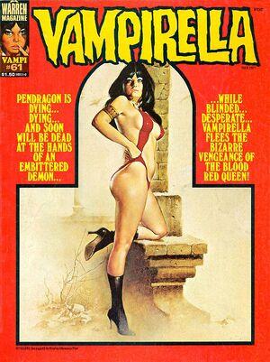 Vampirella Vol 1 61