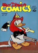 Walt Disney's Comics and Stories Vol 1 3