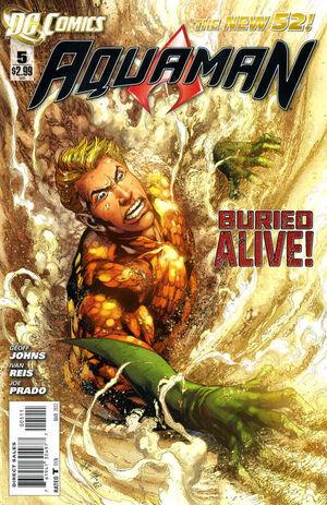 Aquaman Vol 7 5
