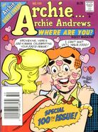 Archie... Archie Andrews Where Are You Digest Vol 1 100