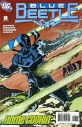 Blue Beetle Vol 7 8