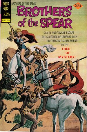 Brothers of the Spear Vol 1 13