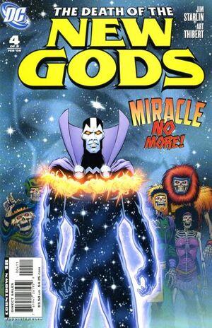 Death of the New Gods Vol 1 4