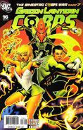 Green Lantern Corps Vol 2 16