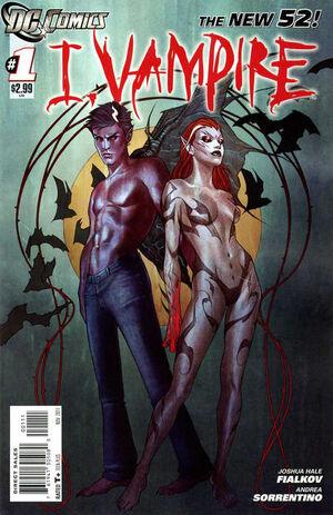 I, Vampire Vol 1 1