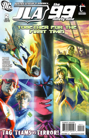 Justice League of America the 99 Vol 1 2