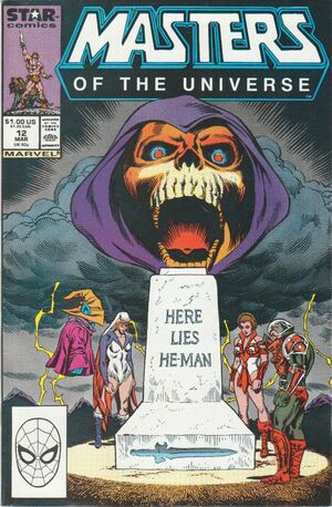 Masters of the Universe Vol 1 12