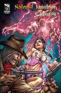 Salem's Daughter The Haunting Vol 1 2-B